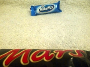 The Milky Way as viewed from the surface of Mars