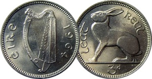 early irish nickel famine.  yeah, I went there.
