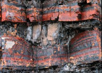 Iron banding Rocks--why anyone at all knows anything at all