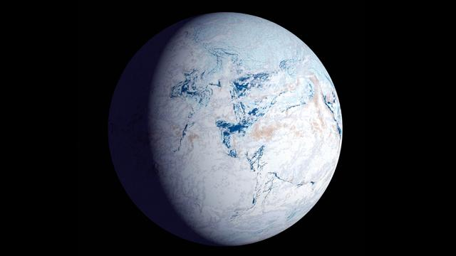 "GOE caused the Huronian Glaciation, a ""snowball Earth event."" Because if you've only got a snowball's chance, you might as well go whole hog."
