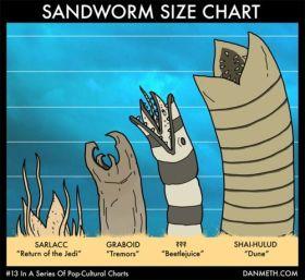 sandworm-size-chart