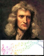 isaac newton music notes | Chelsea Scrolls