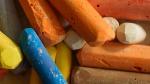 colored death sticks
