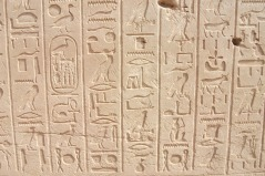 hieroglyphics of egypt | Chelsea Scrolls