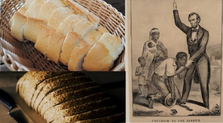 sliced bread and freed slaves | Chelsea Scrolls