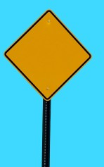 blank road sign |Chelsea Scrolls