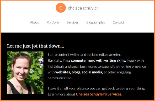 chelsea schuyler front page