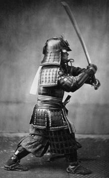 samurai | Chelsea Scrolls