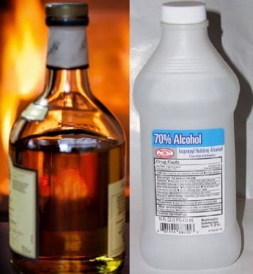 alcohol and isopropyl | Chelsea Scrolls